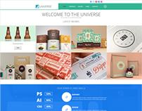 Universe - Multipurpose WordPress Theme