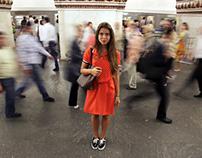 Street Jazz Ballets: Moscow Underground