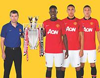 DHL Man Utd Trophy Tour, 2013-14