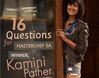 Q&A with Kamini Pather | Crush! Issue 34