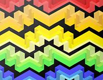 Beautiful Geometry | Poster design