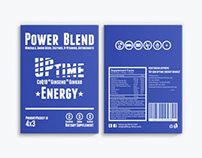 UP Time Energy tablets