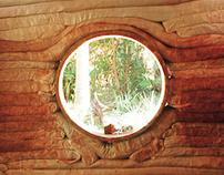 Ensaio de Fotografia (Livin' in an ecocenter in SouthAm