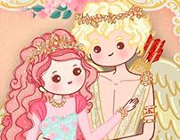 Amores y Mitos