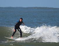 Freestyle Surfers at the Praia da Barra, 11 Nov 2013