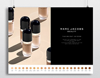 Marc Jacobs Beauty Launch