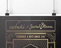 Secret Room by Cabuki