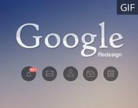 Google Redesigned