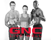 GNC South Africa launch campaign