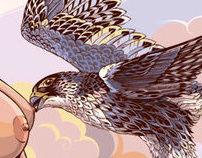 Finist the bright falcon