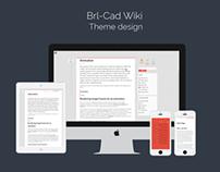 BRL-CAD wiki design