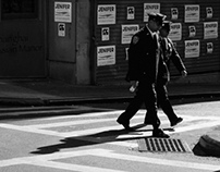 NEW YORK / Black and White