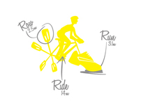 Row Ride Run