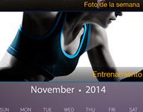 Soy Maratonista (app mobile)