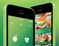 App Design Concept for belVita