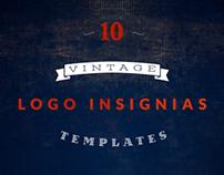 Logo Insignias Templates