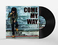 Malik Ferraud Come My Way Single Album Art