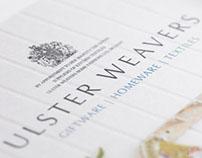 Ulster Weavers Brochures