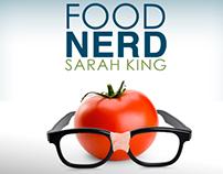 Food Nerd Branding
