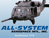 All System Aerospace Trade Show Banners