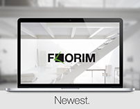 Florim Group. The new web identity