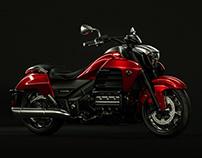 Honda Valkyrie CGI