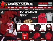 Louisville Microsite