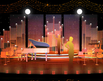 Set Design Renderings