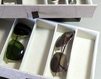 Cofanetto Porta occhiali e Orologi