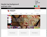 Serenity - Premium WordPress eCommerce Theme