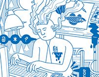 Viaje Astral - Ilustracional 2012
