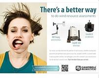 Wind Energy Performance Ad