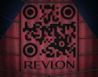 QR Code Design - The Amazing Spiderman / Revlon