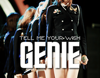 Genie - Only-G! | Girls Generation Edit