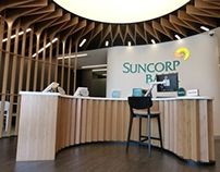 Suncorp Bank Branch Strategy and Design