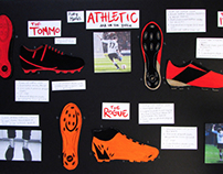 Accessories - Louis Tomlinson Athletic Footwear