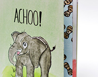 ACHOO! Childrens book