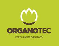 Logotipo e Identidade Visual Organotec