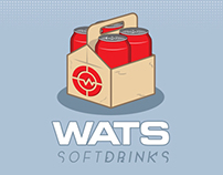 Softdrinks Series to Wats Skate
