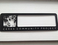 CERES PROJECT- Lighted Name Badges