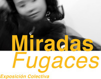 Poster, Miradas Fugaces