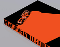 A Curiosity Turbulent / Book Cover