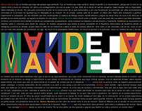 MANDELA POSTER DESIGN