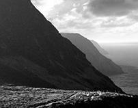 Black and white landscape photos 1