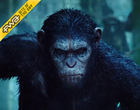 Dawn of the Planet of the Apes - Website
