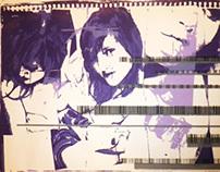 Printmaking 2011 - 2012