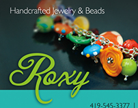 Roxy Business Card