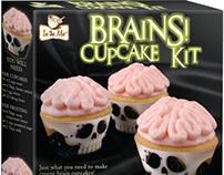 Product Development - Brains! Cupcake