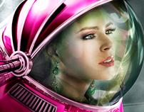 Sci-Fi Beauty
