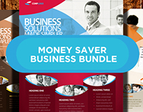 Multi-purpose Business Flyers Bundle V1